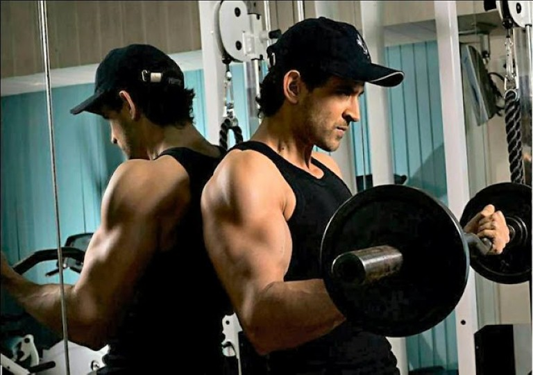 Hrithik Roshan Gym Workout