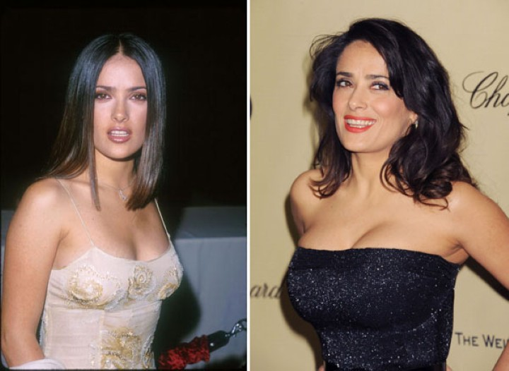 Salma-Hayek-Breast-Implants