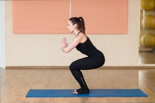 8 Best Yoga Poses for Weight Loss – Thighs And Hips In Shape 1