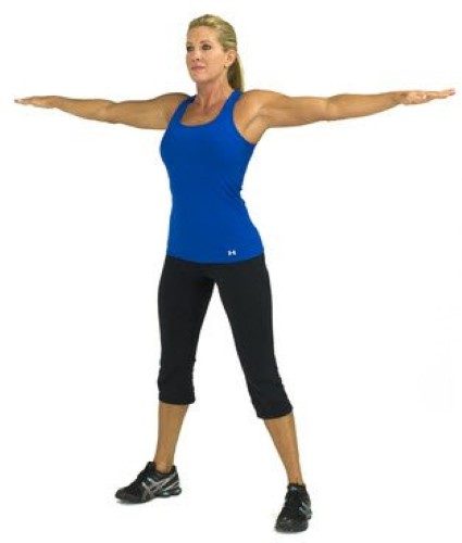 10 Best Exercises To Lose Arm Fat At Home – Best Arm Toning Workouts 7