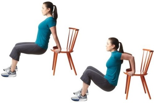 10 Best Exercises To Lose Arm Fat At Home – Best Arm Toning Workouts 2