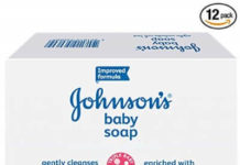 Johnson Baby Soap