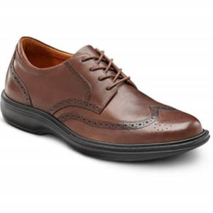 Dr. Comfort Wing Therapeutic Dress Shoe