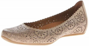 Earthies Bindi Flat Dress Shoe