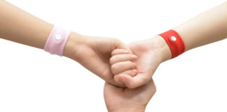 Pair of Acupressure Anti-nausea Motion Sickness Relief Wristbands Great for Controlling Nausea Due to Morning Sickness, Motion Sickness or Chemotherapy By Liverpool Private Reserve