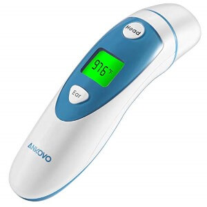 Forehead and Ear Thermometer For Kids (Custom)