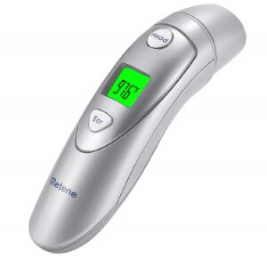 Medical Forehead and Ear Thermometer (Custom)