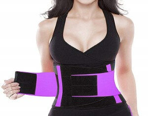Waist Trainer Belt by SHAPERX