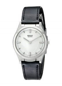Seiko Men S23159 Braille Strap Watch